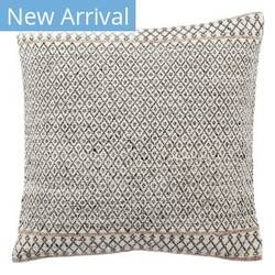 Jaipur Living Peykan Pillow Mariscopa Pey03 Ivory - Dark Gray Area Rug