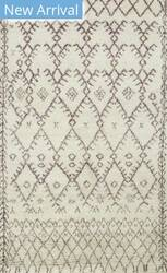 Jaipur Living One Of A Kind Pkwl-03 White - Old Amethyst Area Rug