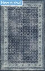 Jaipur Living One Of A Kind Pkwl-5106 Navy - Smoke Blue Area Rug