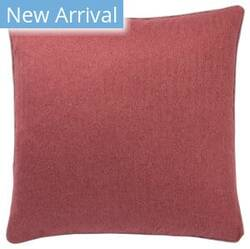 Jaipur Living Pilcro Pillow Rollins Plr03 Red Area Rug
