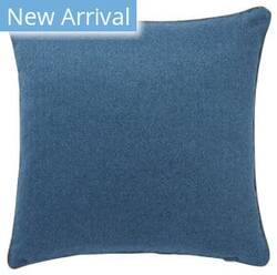Jaipur Living Pilcro Pillow Rollins Plr04 Blue