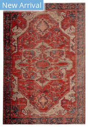 Jaipur Living Polaris Leighton Pol06 Red - Blue Area Rug
