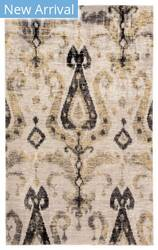 Jaipur Living Polaris Zenith Pol14 Gray - Yellow Area Rug