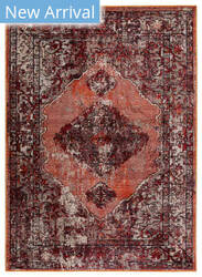 Jaipur Living Peridot Romina Prd10 Red - Pink Area Rug