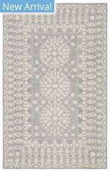 Jaipur Living Province Linde Pro01 Gray - White Area Rug
