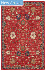 Jaipur Living Province Emersen Pro04 Red - Blue Area Rug
