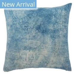 Jaipur Living Revolve Pillow Lestanne Rov04 Blue - White