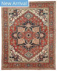 Jaipur Living Salinas Willa Sln05 Red - Multicolor Area Rug