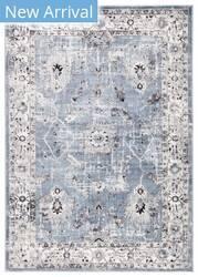 Jaipur Living Solstice Nashira Sol01 Blue - White Area Rug