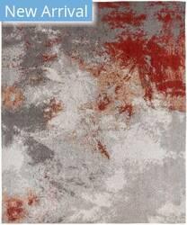 Kalaty Jardin Jr-641 Zinc - Rust Area Rug