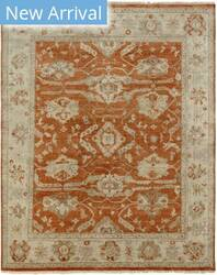 Famous Maker Oushak 100471 Spice/Linen Area Rug