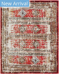 Kalaty Solstice Sc-062 Canyon Red Area Rug