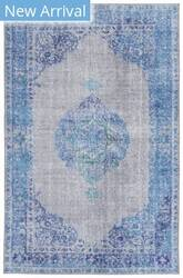 Kaleen Boho Patio Boh08-17 Blue Area Rug