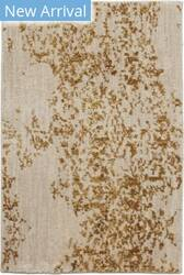 Karastan Cosmopolitan Nirvana Brushed Gold Area Rug