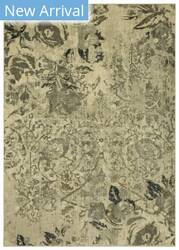 Karastan Touchstone Romantica Willow Grey Area Rug