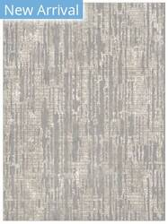 Karastan Soiree Matrix Grey - Alabaster Area Rug