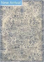 Karastan Tempest Slaney Natural Cotton - Willow Grey Area Rug