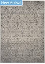 Karastan Tryst Adana Light Grey - Dark Grey Area Rug
