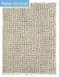 Karastan Latitudes Epoch Sherpa Grey - Cream Area Rug