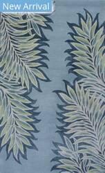 Rugstudio Sample Sale 141715R Blue Area Rug