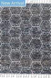 Kas Bungalow 2303 Grey - Teal Area Rug