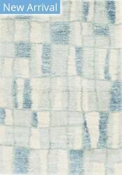 Kas Merino 6702 Ivory-Blue Area Rug