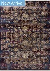 Kas Papillon 4525 Jeweltone Area Rug