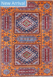 Kashee Royal Kazak OAK Gold Area Rug