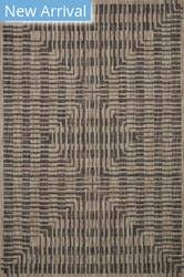Loloi Isle Ie-09 Brown - Black Area Rug