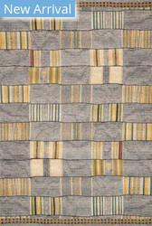 Loloi Mika Mik-10 Granite - Multi Area Rug