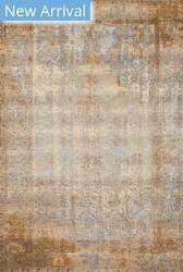 Loloi Mika Mik-11 Antique Ivory - Copper Area Rug