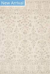Loloi Norabel Nor-02 Ivory - Neutral Area Rug