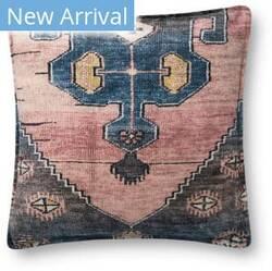 Loloi Pillows P0820 Blush - Multi Area Rug