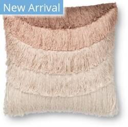 Loloi Pillows P0808 Pink Area Rug