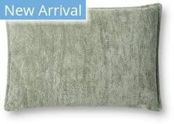 Loloi Pillows P0831 Sage Area Rug