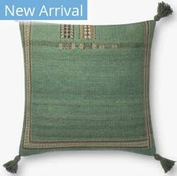 Loloi Pillows P0776 Green