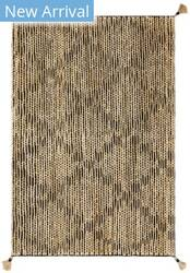 Loloi Playa By Justina Blakeney Ply-02 Black - Natural Area Rug