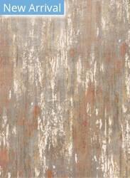 Loloi Reid Red-02 Granite Area Rug