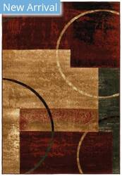 Rugstudio Sample Sale 179374R Red Area Rug