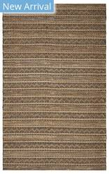 Lr Resources Natural Fiber 3368 Brown Area Rug