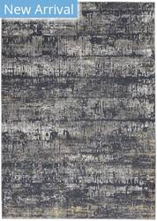 Michael Amini Uptown UPT03 Charcoal Grey Area Rug