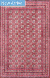 Momeni Afshar AFS26 Red Area Rug