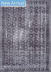 Momeni Afshar AFS28 Charcoal Area Rug
