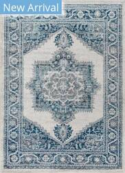 Momeni Haley HAL-8 Blue Area Rug