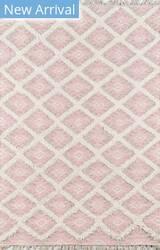 Momeni Harper HAR-1 Pink Area Rug