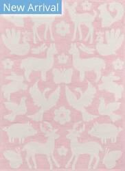 Momeni Lil Mo Classic LMI-7 Pink Area Rug