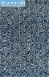 Momeni Roman Holiday ROH-1 Navy Area Rug