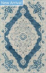 Momeni Tangier TAN36 Blue Area Rug