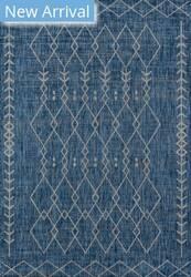 Momeni Novogratz Villa VI-08 Blue Area Rug