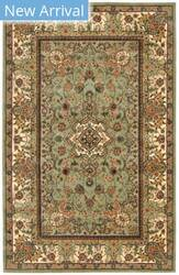Rugstudio Sample Sale 186562R Light Green Area Rug